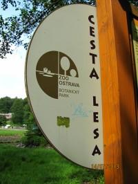 ZOO Ostrava - Cesta lesa