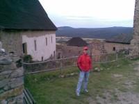 Horní část hradu