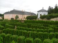 Nové Hrady - Labyrint