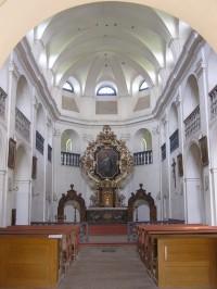 kostel svaté Markéty