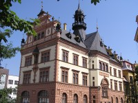 budova muzea