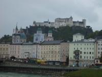 Salzburg – hrad Hohensalzburg