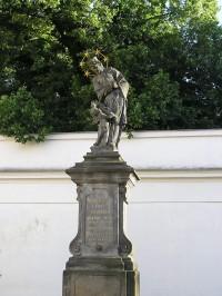Chrast – socha sv. Jana Nepomuckého