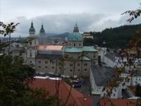 Salzburg - katedrála