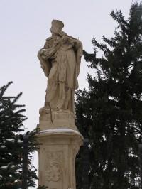Horka – socha sv. Jana Nepomuckého