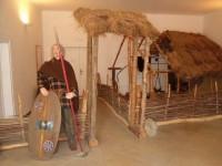 Nasavrky - keltská expozice v zámku