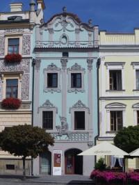 Pardubice - Dům u sv. Václava