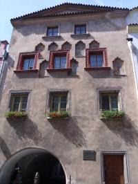 Pardubice - dům č.11