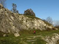 Příroda v městečku Štramberk