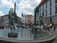 Kašny 21. století v Olomouci