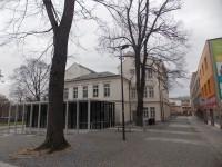 Proměna městského parku Komenského ve Zlíně