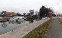Spytihněv, technické zajímavosti na řece Moravě