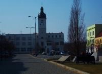 Historická radnice, památka Kyjova
