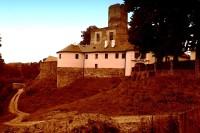 Na hradě Svojanov