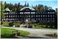 Lázeňský hotel Slezský dům v Karlově Studánce
