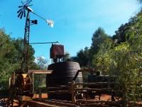 Atrakce, rýžoviště zlata v ZOO - Lešná u Zlína
