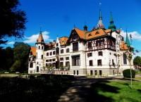 Do pohádkového zámku Lešná u Zlína