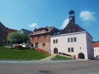 Budova radnice v Jablonném nad Orlicí