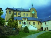 Hvězda na kopci - hrad Šternberk