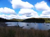 Naše dovolená v Jeseníkách, III. a IV. den - procházka kolem Slezské Harty