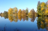 K rybníku Hejtman v Chropyni