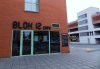 Zastavení v kavárně Blok 12 Café v centru Zlína
