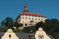 Za trochou historie do zámku v Náchodě