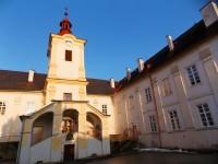 Luhačovický barokní zámek