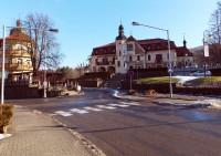 Ubytování v Lázeňském a léčebném domě Praha v Luhačovicích