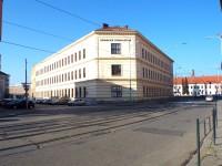 Přes Staré Brno