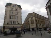 Kavárna s restaurací Savoy v Brně