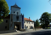 Kulturní památka - zámek v Bystřci pod Hostýnem