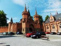 Na atraktivní podívanou do pohádkového zámku v Hradci nad Moravicí