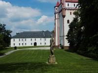 Krajinářský zámecký park v Hradci nad Moravicí