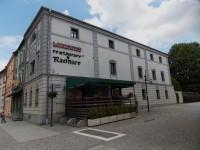 Restaurace U Radnice ve Zlatých Horách