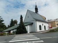 Kaple sv. Barbory v Bílovci