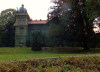 Dvě vily rodiny Huckelů