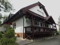 Hotel s restaurací v rekreační lokalitě Skalky u Nového Jičína