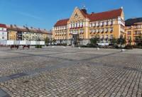 Dominanta těšínského náměstí - budova radnice