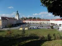 Fulnek - městská radnice