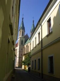 Historické město Kroměříž  a jeho krásy