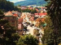 Luhačovice - město relaxace a odpočinku