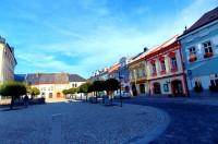 centrum města Poličky