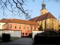 Opava - budova Kláštera
