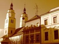 ve městě Krnov