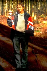 Frantův úlovek z lesa