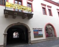Stará radnice v Prostřední ulici