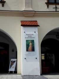 u městského muzea