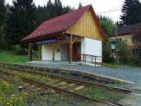 Vlakové nádraží v Karlovicích