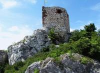vyhlídková věž - Kozí hrádek